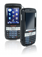 Honeywell Dolphin 60s 2.8Zoll 240 x 320Pixel Touchscreen 246.6g Schwarz Handheld Mobile Computer (Schwarz)