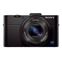 Sony Cyber-shot RX100 II Digitale Kompaktkamera (Schwarz)