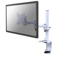 Newstar FPMA-D1330WHITE Flat panel Tischhalter (Weiß)