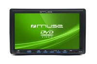 Muse M-755 BT Auto-CD/DVD Tuner (Schwarz)