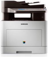 Samsung CLX-6260FD Multifunktionsgerät (Braun, Weiß)
