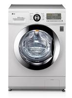 LG F1296NDA Waschmaschine (Weiß)