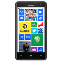 Nokia Lumia 625 8GB 4G Schwarz (Schwarz)