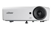 Vivitek D551 Beamer/Projektor (Weiß)