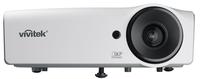 Vivitek D555 Beamer/Projektor (Weiß)