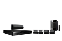 Pioneer MCS-333 Home-Kino System (Schwarz)