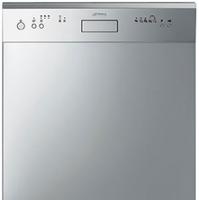 Smeg LSP6448X2 Spülmaschine (Edelstahl)