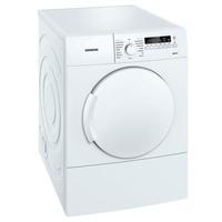Siemens WT34A200 Wäschetrockner (Weiß)
