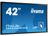 iiyama TH4264MIS-B1 Touchscreen Monitor (Schwarz)