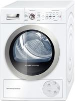 Bosch WTY87701 Wäschetrockner (Silber, Weiß)