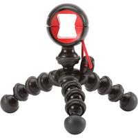 Lowepro MPod Mini Stand Handy Schwarz, Rot Stativ (Schwarz, Rot)
