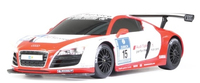 Jamara Audi R8 LMS Performance 1:18 (Rot, Weiß)