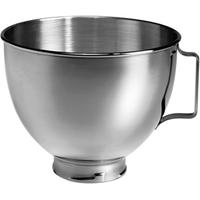 KitchenAid 5K45SBWH Küchen- & Haushaltswaren-Zubehör (Edelstahl)