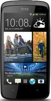 HTC Desire 500 4GB Schwarz (Schwarz)
