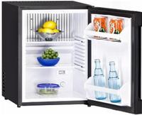Exquisit FA 40 Kühlschrank (Schwarz)