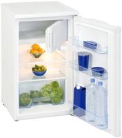 Exquisit KS 124 A++ Kombi-Kühlschrank (Weiß)