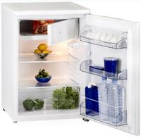 Exquisit KS 15-1 A++ Kombi-Kühlschrank (Weiß)