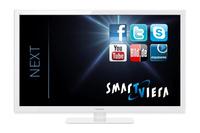 Panasonic TX-L37ETW5W LED TV (Weiß)