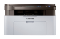 Samsung Xpress SL-M2070W Multifunktionsgerät (Schokolade, Grau)