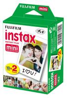 Fujifilm 16386016 Sofortbildfilm