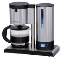 Cloer 5609 Kaffeemaschine (Edelstahl)