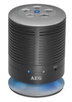 AEG BSS 4809 (Schwarz, Silber)