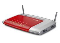 AVM FRITZ!Box 7272, DE ADSL2+ WLAN Eingebauter Ethernet-Anschluss