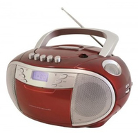Soundmaster SCD6900RO CD-Radio (Rot)