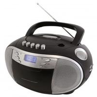 Soundmaster SCD6900SW CD-Radio (Schwarz)
