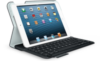 Logitech Ultrathin Keyboard Folio (Schwarz)