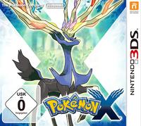Nintendo Pokémon X, 3DS