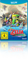 Nintendo The Legend of Zelda: The Wind Waker HD, Wii U