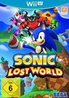 Nintendo Sonic Lost World, Wii U