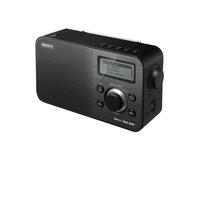 Sony XDR-S60 Digitales DAB+/DAB/UKW-Radio (Schwarz)