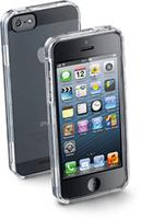 Cellular Line INVISIBLECIPHONE5 Handy-Schutzhülle (Transparent)