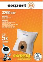 AEG 3200 EXP (Braun, Weiß)
