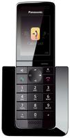 Panasonic KX-PRS120GW Telefon (Schwarz)