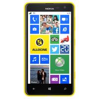 Nokia Lumia 625 8GB 4G Gelb (Gelb)