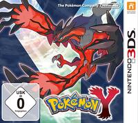 Nintendo Pokémon Y, 3DS