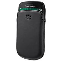 BlackBerry ACC-56744-001 Handy-Schutzhülle (Schwarz)