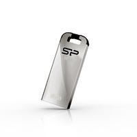 Silicon Power Jewel J10 8GB 8GB USB 3.0 Silber USB-Stick (Silber)