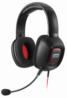 Creative Labs Sound Blaster Tactic3D Fury (Schwarz)