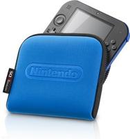 Nintendo 2210966 Schutzhülle für tragbare Spielekonsole (Schwarz, Blau)