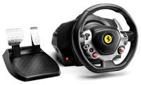 Thrustmaster TX Racing Wheel Ferrari 458 Italia Edition (Schwarz, Silber)