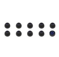 Sennheiser 538208 Gehörschutzstecker (Schwarz, Blau)