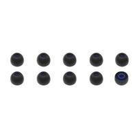 Sennheiser 538210 Gehörschutzstecker (Schwarz, Blau)