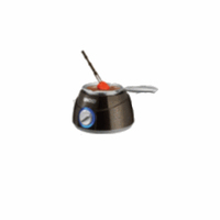 Unold 48667 Fondue/Gourmet/Wok (Schwarz)