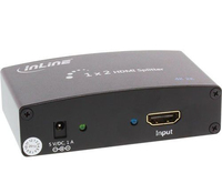 InLine 65009 Videosplitter (Schwarz)