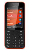 Nokia 208 (Rot)