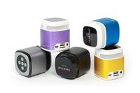 Technaxx 4246 Tragbarer Lautsprecher (Violett)